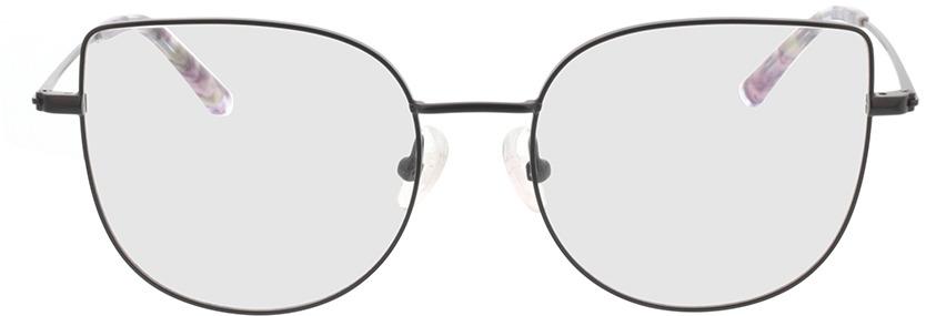 Picture of glasses model Cassis-preto in angle 0