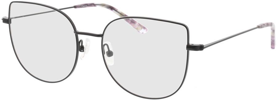 Picture of glasses model Cassis-preto in angle 330