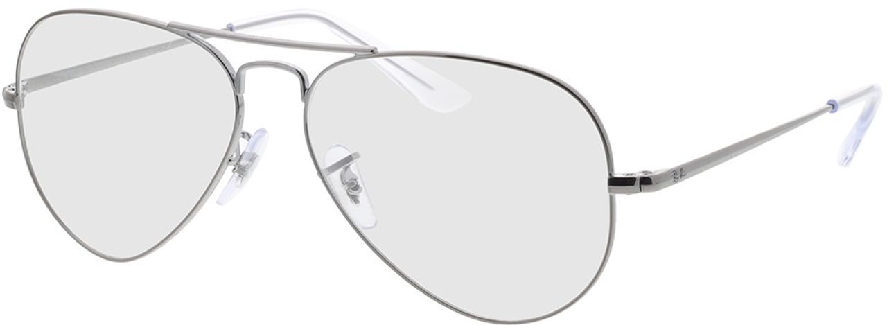 Picture of glasses model Ray-Ban RX6489 2502 55-14 in angle 330
