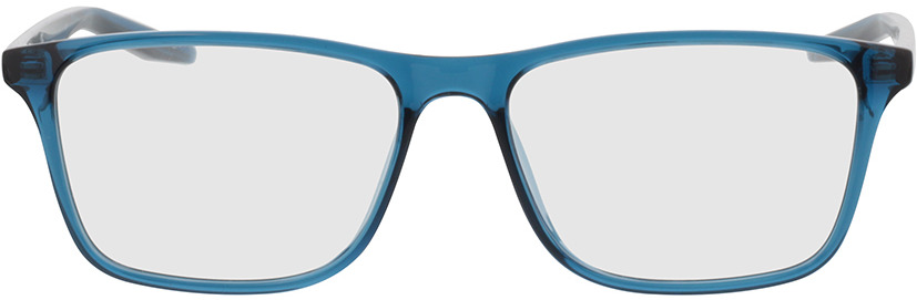 Picture of glasses model Nike NIKE 7125 400 54-15 in angle 0