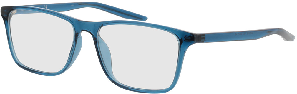 Picture of glasses model Nike NIKE 7125 400 54-15 in angle 330