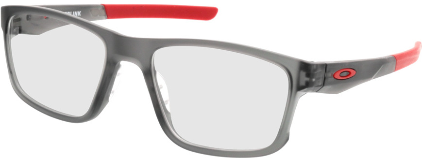 Picture of glasses model Oakley Hyperlink OX8078 05 52-18 in angle 330