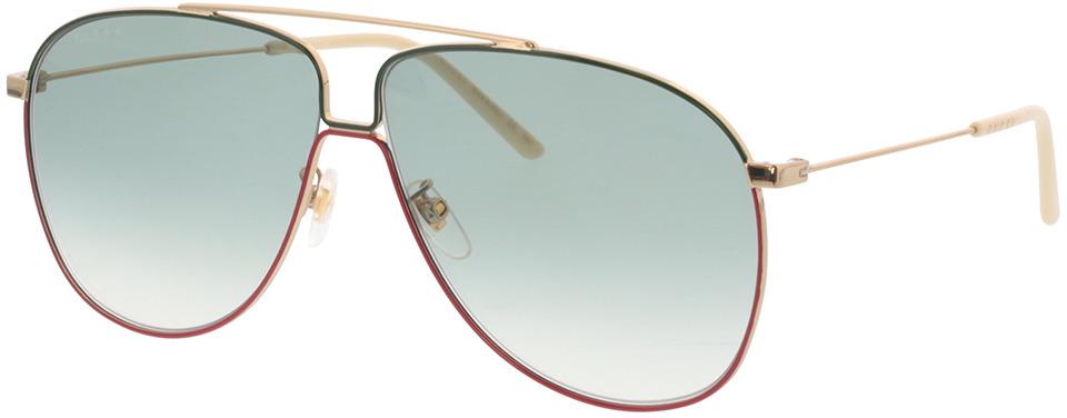 Picture of glasses model Gucci GG0440S-008 63-10