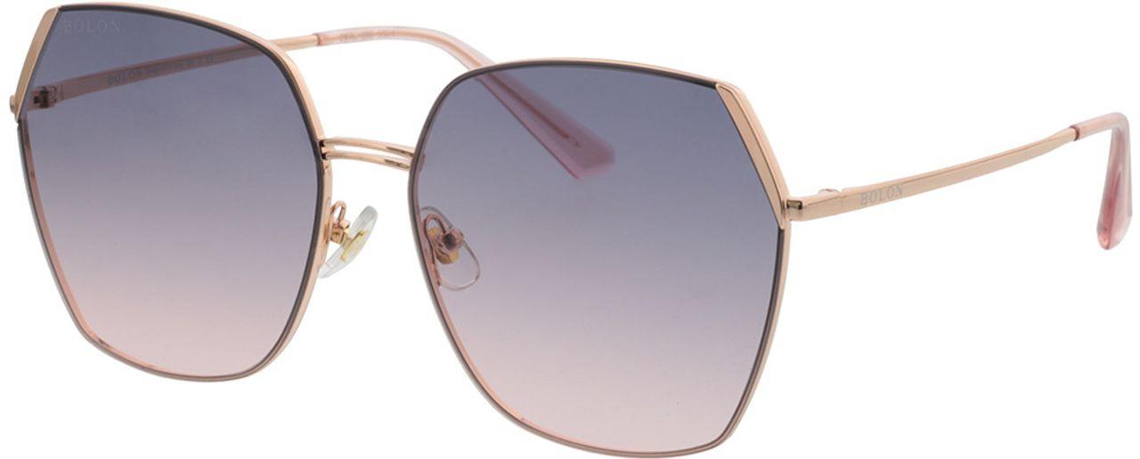 Picture of glasses model Bolon BL7103 A33 60-15 in angle 330
