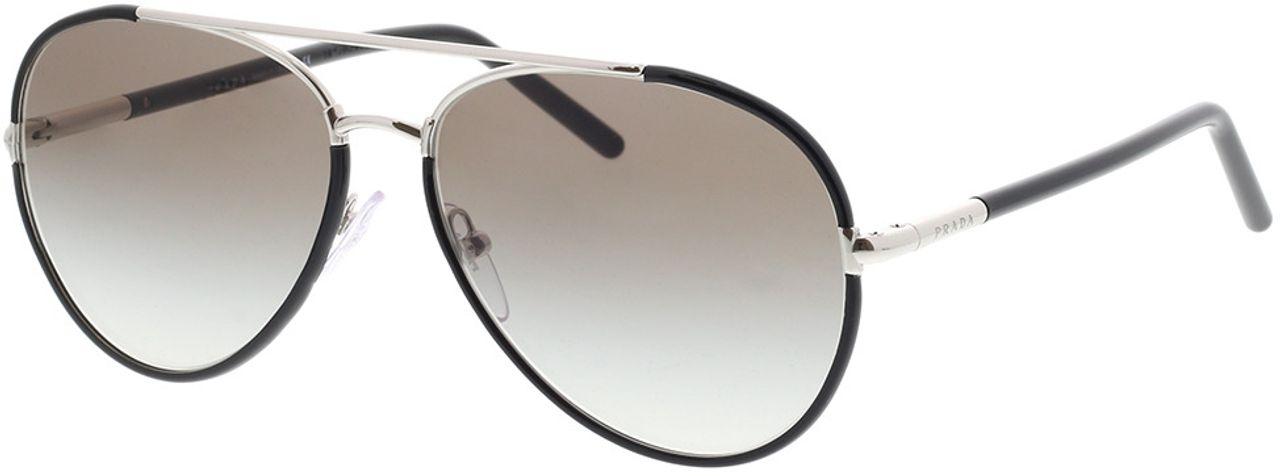 Picture of glasses model Prada PR 66XS 4990A7 57-14 in angle 330