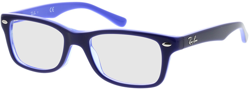 Picture of glasses model Ray-Ban Junior RY1531 3839 46-16 in angle 330