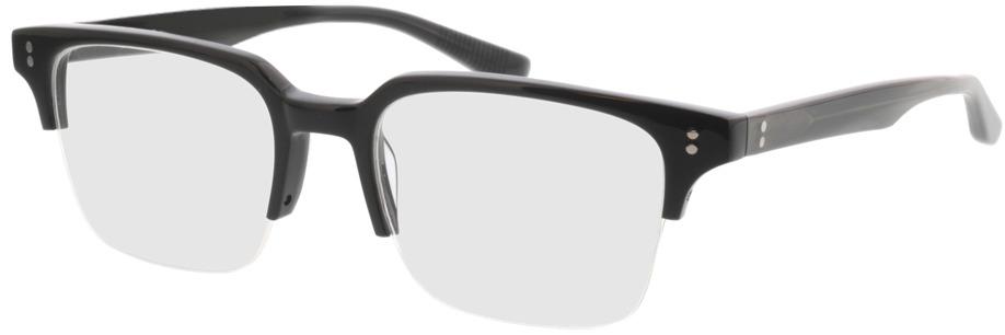 Picture of glasses model Cordis-schwarz in angle 330