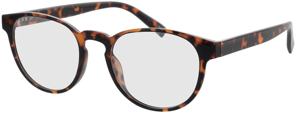 Picture of glasses model Poppy-havana in angle 330