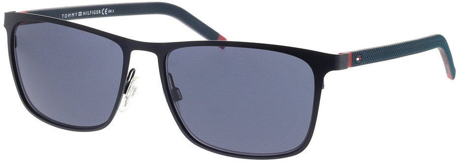 Picture of glasses model Tommy Hilfiger TH 1716/S WIR 57-16