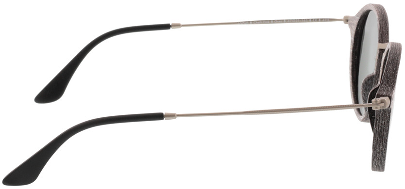 Picture of glasses model Wood Fellas Sunglasses Nymphenburg chalk carvalho 45-21 in angle 90