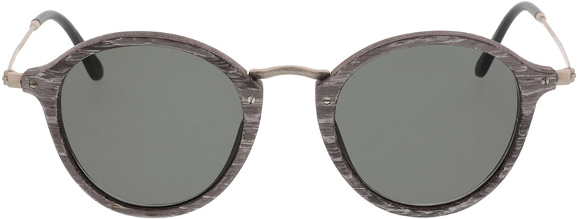 Picture of glasses model Wood Fellas Sunglasses Nymphenburg chalk carvalho 45-21 in angle 0