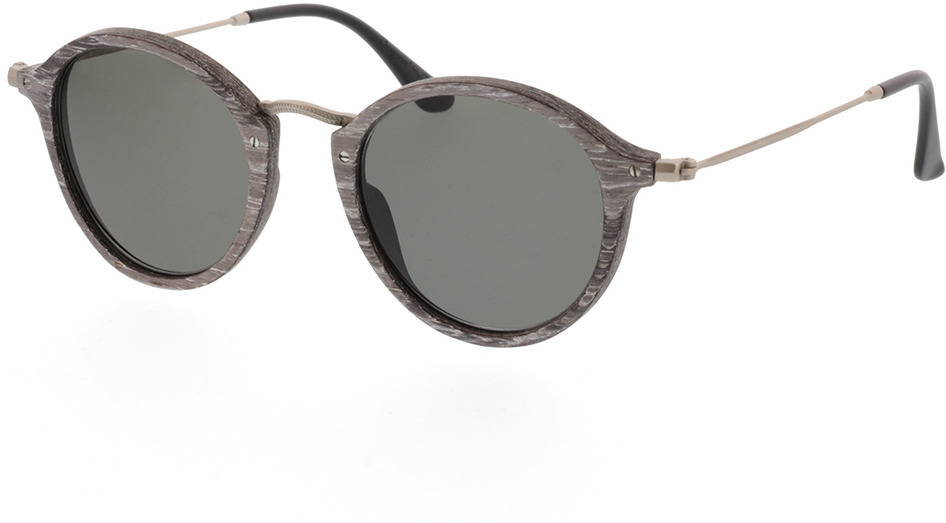 Picture of glasses model Wood Fellas Sunglasses Nymphenburg chalk carvalho 45-21 in angle 330