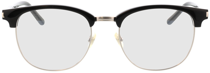 Picture of glasses model Saint Laurent SL 104 007 54-20 in angle 0