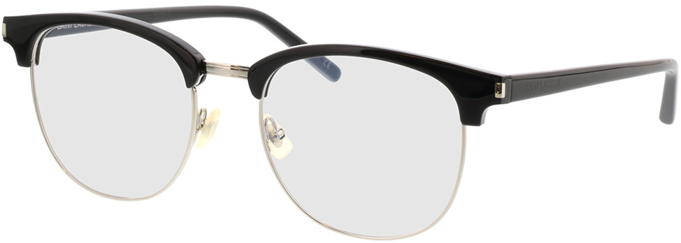 Picture of glasses model Saint Laurent SL 104 007 54-20 in angle 330