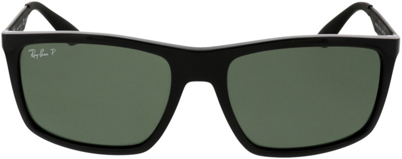 Picture of glasses model Ray-Ban RB4228 601/9A 58-18 in angle 0