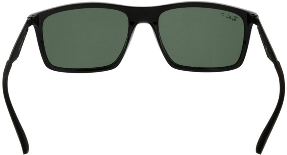 Picture of glasses model Ray-Ban RB4228 601/9A 58-18 in angle 180