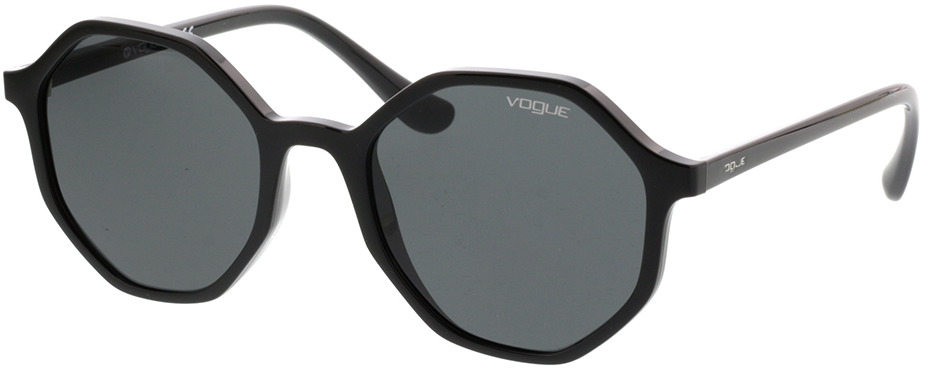 Picture of glasses model Vogue VO5222S W44/87 52-20 in angle 330
