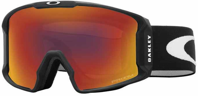 Picture of glasses model Oakley Skibrille LINE MINER OO7070 707002 in angle 0