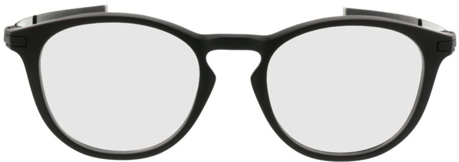 Picture of glasses model Oakley Pitchman R OX8105 01 50-19 in angle 0