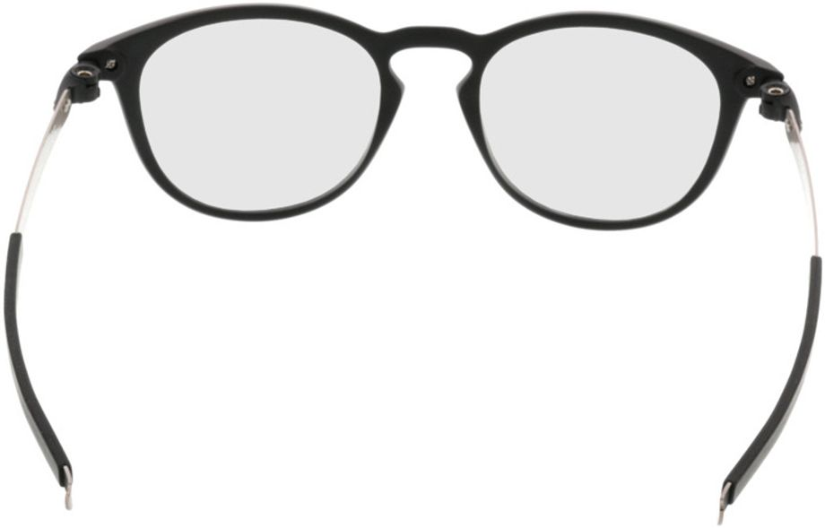 Picture of glasses model Oakley Pitchman R OX8105 01 50-19 in angle 180