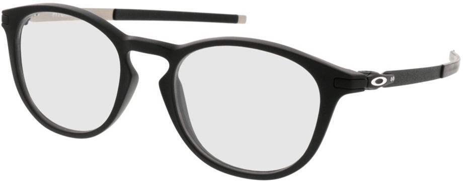 Picture of glasses model Oakley Pitchman R OX8105 01 50-19 in angle 330