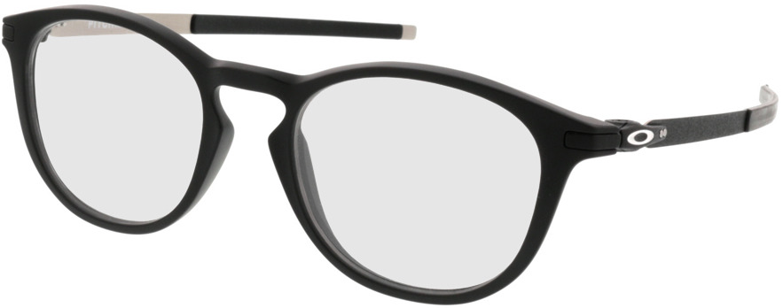 Picture of glasses model Oakley Pitchman R OX8105 50 19 in angle 330