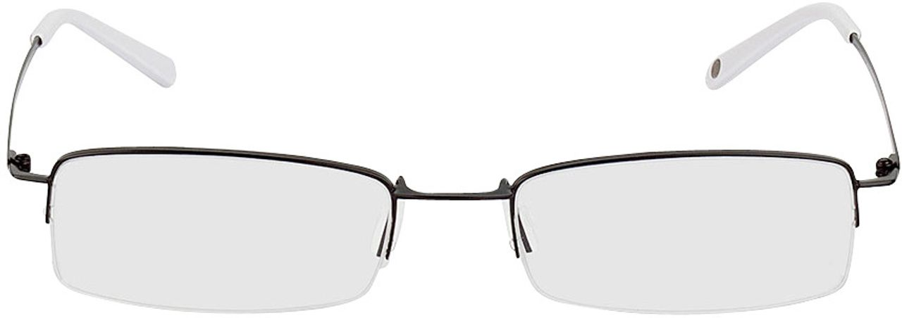 Picture of glasses model Exeter black in angle 0