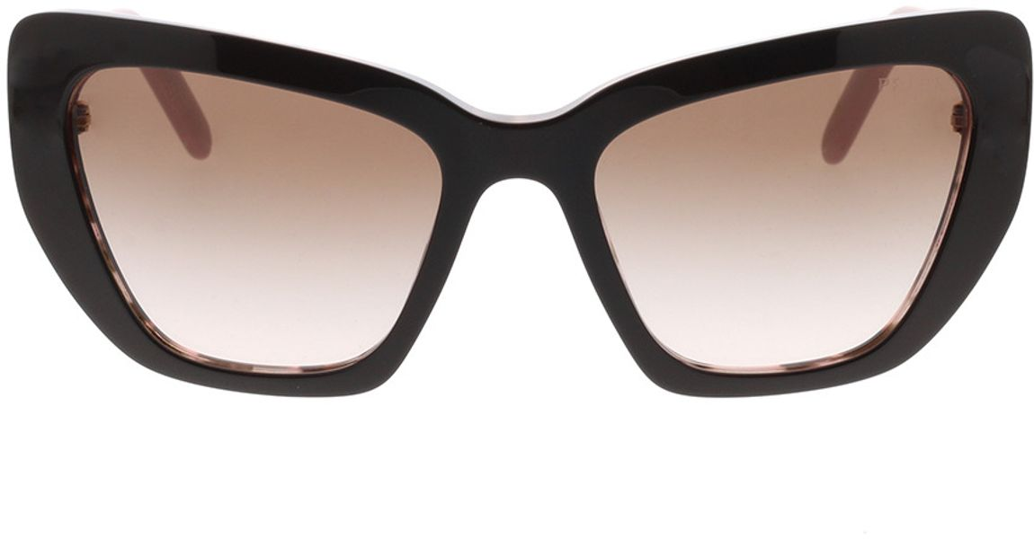 Picture of glasses model Prada PR 08VS ROL0A6 55-19 in angle 0