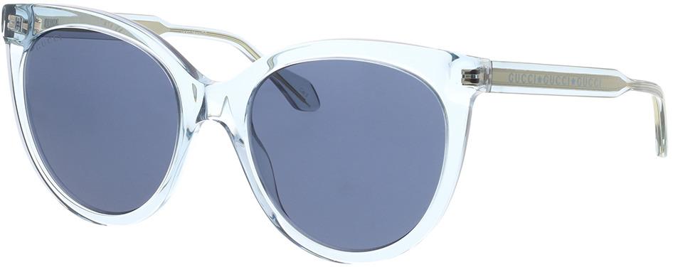 Picture of glasses model Gucci GG0565S-003 54-19