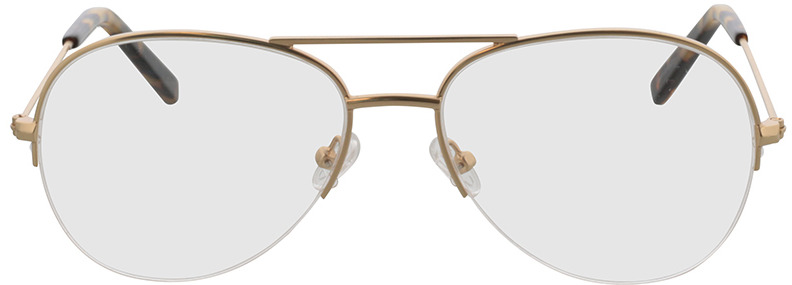 Picture of glasses model Jupiter-gold in angle 0
