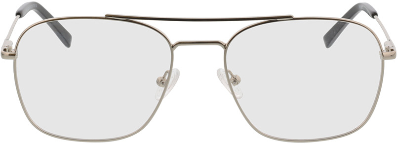 Picture of glasses model Jackson-silber in angle 0