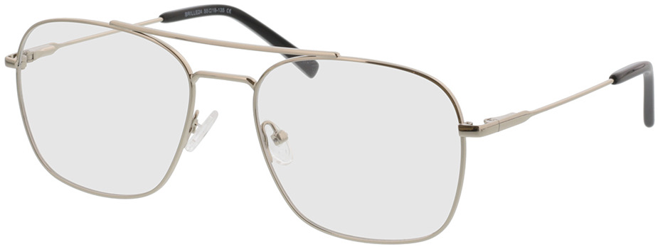 Picture of glasses model Jackson-silber in angle 330