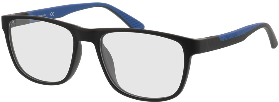 Picture of glasses model Calvin Klein CK20536 001 54-17 in angle 330