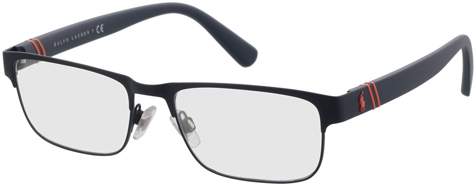Picture of glasses model Polo PH1203 9303 53 in angle 330