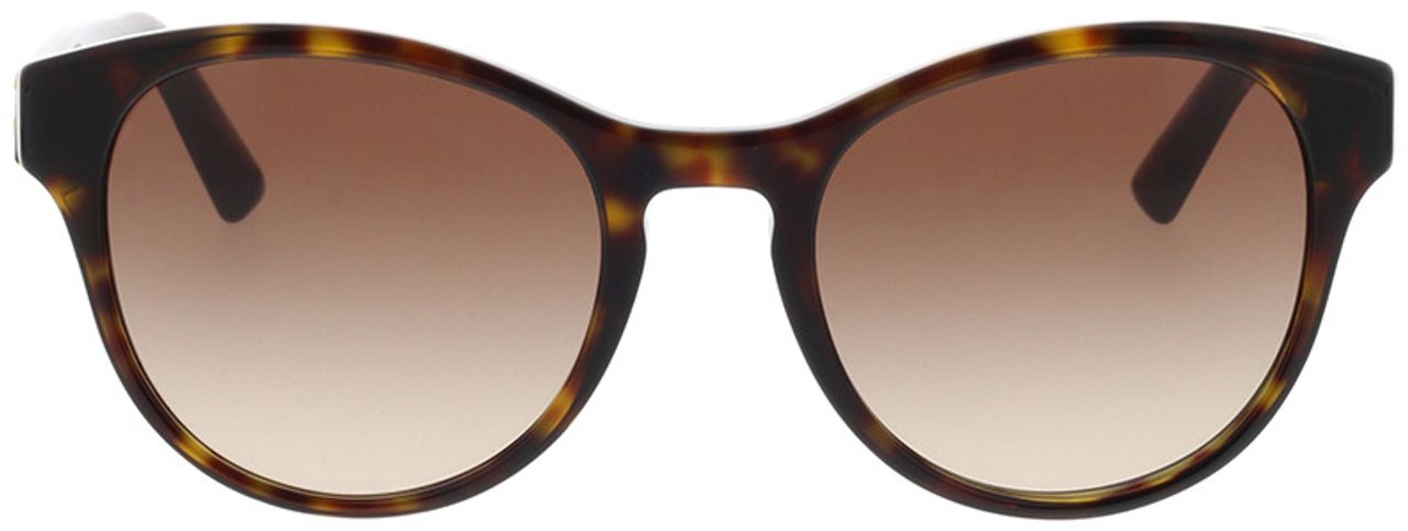 Picture of glasses model Dolce&Gabbana DG4376 502/13 52-20 in angle 0
