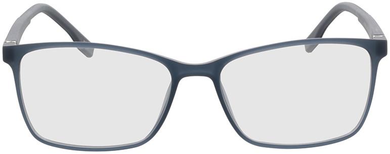 Picture of glasses model Pecos-hellblau-transparent