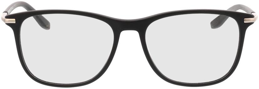 Picture of glasses model Hunter-matt schwarz in angle 0
