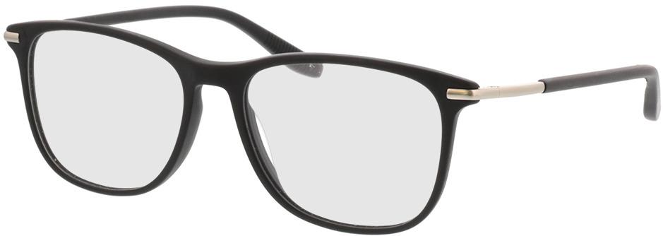 Picture of glasses model Hunter-matt schwarz in angle 330