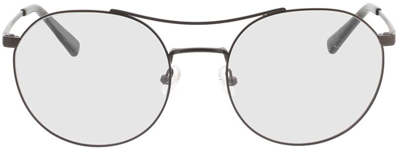 Picture of glasses model Leto antraciet/grijs havana in angle 0