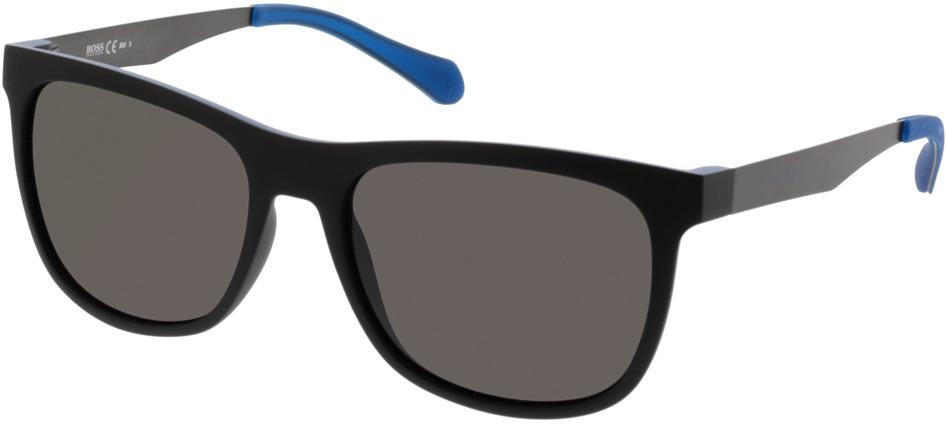 Picture of glasses model Hugo Boss noir BOSS 0868/S 0N2 55 18