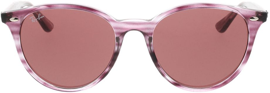 Picture of glasses model Ray-Ban RB4305 643175 53-19 in angle 0