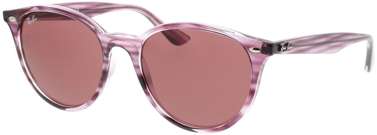 Picture of glasses model Ray-Ban RB4305 643175 53-19 in angle 330