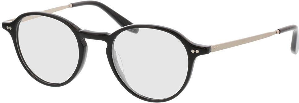 Picture of glasses model Caio-schwarz in angle 330