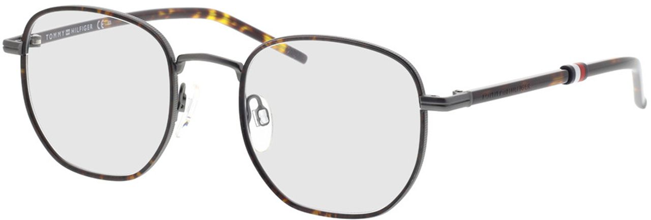 Picture of glasses model Tommy Hilfiger TH 1686 R80 48-21 in angle 330