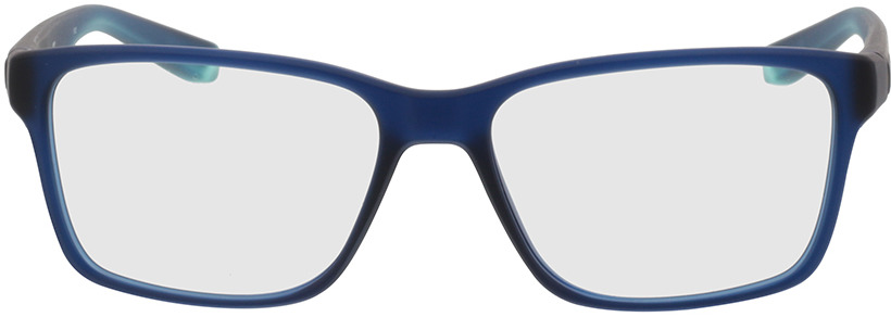 Picture of glasses model Nike 7091 411 54 15 in angle 0