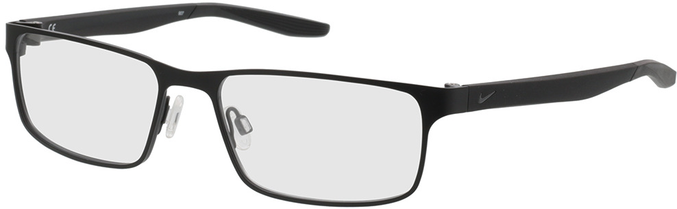 Picture of glasses model Nike 8131 001 55-17 in angle 330