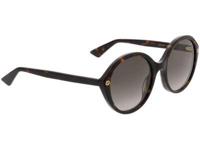 Brille Gucci GG0023S-002 55-22