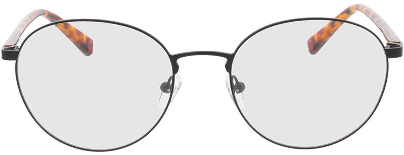 Picture of glasses model Kronos-preto/Havanna in angle 0