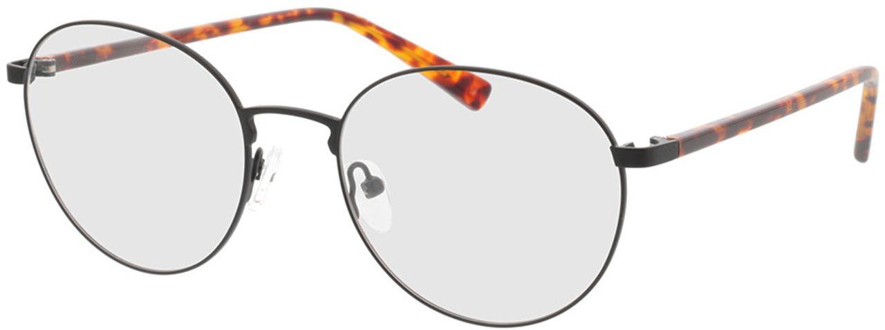 Picture of glasses model Kronos-schwarz/havana in angle 330