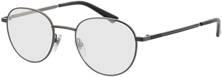 Picture of glasses model Gucci GG0835O-002 48-20 in angle 330